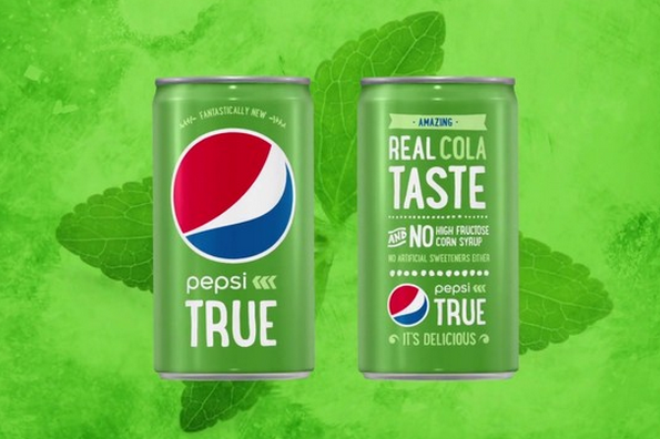 Pepsi Uses Sugar and Stevia to Produce Yet Another Diet Soda